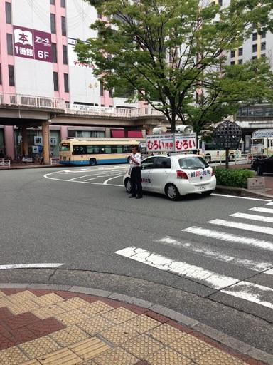 阪急塚口南側②