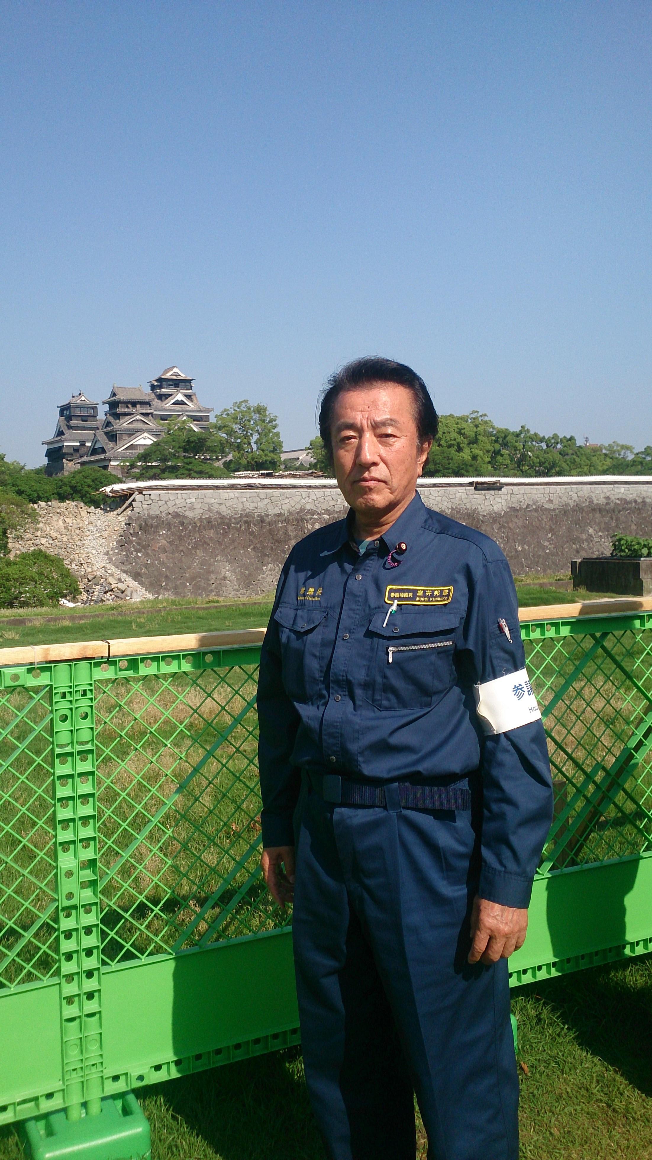 熊本地震視察③